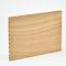panneau sandwich pour aménagement de navire / décoratif / pour revêtement de pont / nid d'abeille en aluminium