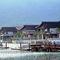 ponton flottant / modulable / d'amarrage / pour marina