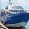 bateau professionnel bateau à fond de verre
