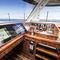 catamaran en carbone / de croisière / de course-croisière / cockpit ouvert
