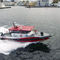 bateau de support pour la plongée