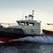bateau professionnel bateau utilitaire