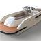 coque open in-bord / à console centrale / open / annexe pour yacht