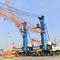 grue portuaire / pour chantier naval / mobile