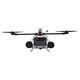 drone hexacoptère / d'inspection / pour la prise de vue aérienne / étanche