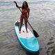 stand-up paddle gonflable / allround / d'eau calme / de surf
