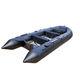 bateau pneumatique hors-bord / pliable / de sport / pour la pêche