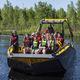 bateau de travail / bateau utilitaire / bateau promenade / bateau taxi