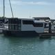 bateau maison catamaran / in-bord / 2 cabines / 6 couchages