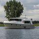 motor-yacht de croisière / trawler / raised pilothouse