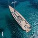sailing-superyacht de croisière / à cockpit ouvert / 3 cabines / sloop