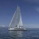 sailing-yacht catamaran / de grande croisière / 3 cabines / 4 cabines