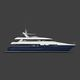 super-yacht catamaran / de croisière / raised pilothouse