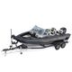 bay boat hors-bord / à double console / de pêche sportive / max. 8 personnes