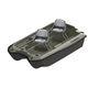 barque hors-bord / électrique / 2 places