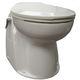 WC marin / à aspiration par le vide / électrique