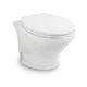 WC marin / avec broyeur / en céramique