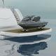 plateforme pour bateau / élévatrice / multifonction / pour tableau arrière