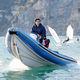 bateau pneumatique hors-bord / semi-rigide / à console centrale / à console jockey