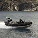 bateau professionnel bateau utilitaire / hors-bord / en aluminium / bateau pneumatique semi-rigide
