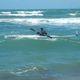 kayak rigide / de mer / pour expédition / monoplace