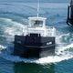 bateau professionnel bateau de récupération des hydrocarbures / in-bord