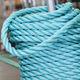 corde amarre / toronné / pour l'aquaculture / âme en polyoléfine