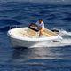coque open hors-bord / à console centrale / max. 6 personnes / bain de soleil