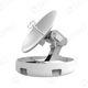 antenne VSAT / bande Ka / pour navire / radôme