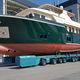 remorque de manutention / pour bateau / contrôlée à distance