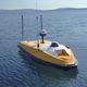 drone marin pour études hydrographiques / autonome / télécommandé / mini trimaran