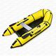 bateau pneumatique hors-bord / semi-rigide / pour la pêche / max. 3 personnes