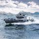 bateau pneumatique hors-bord / in-bord / bimoteur / trimoteur