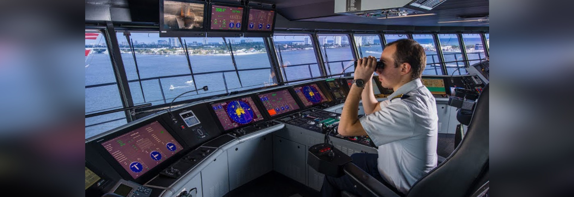 L'avenir de la navigation maritime