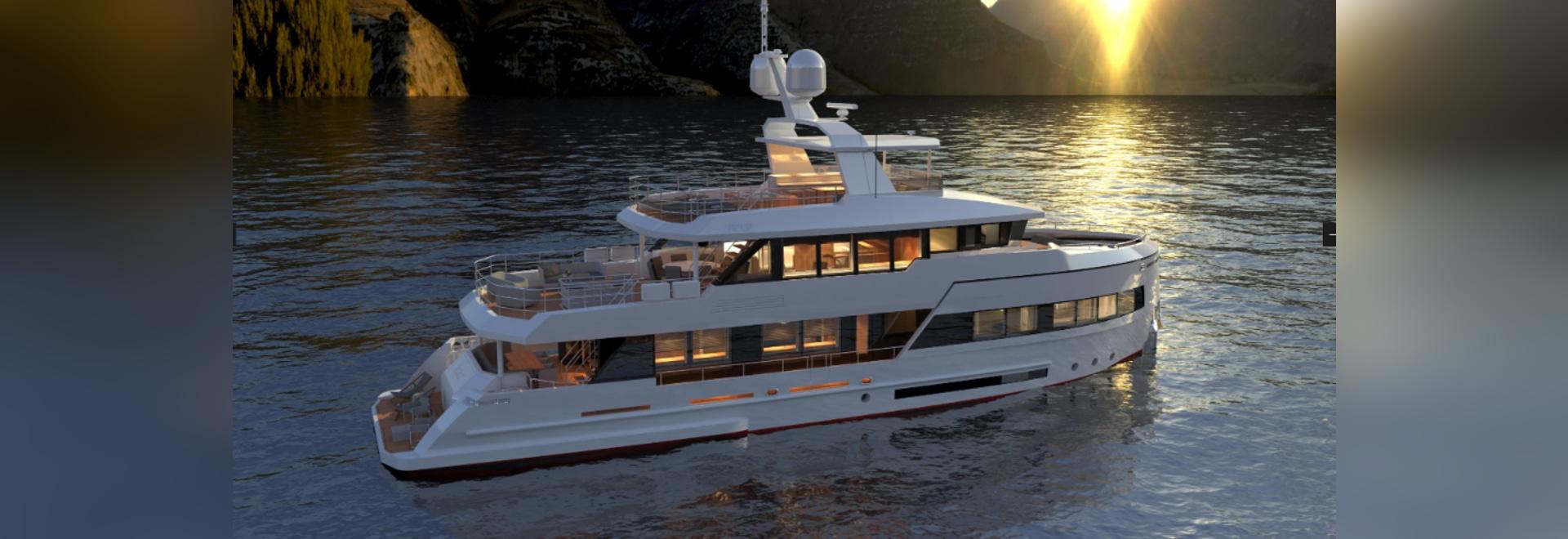 Le chantier naval brésilien INACE lance une nouvelle division de super-yachts