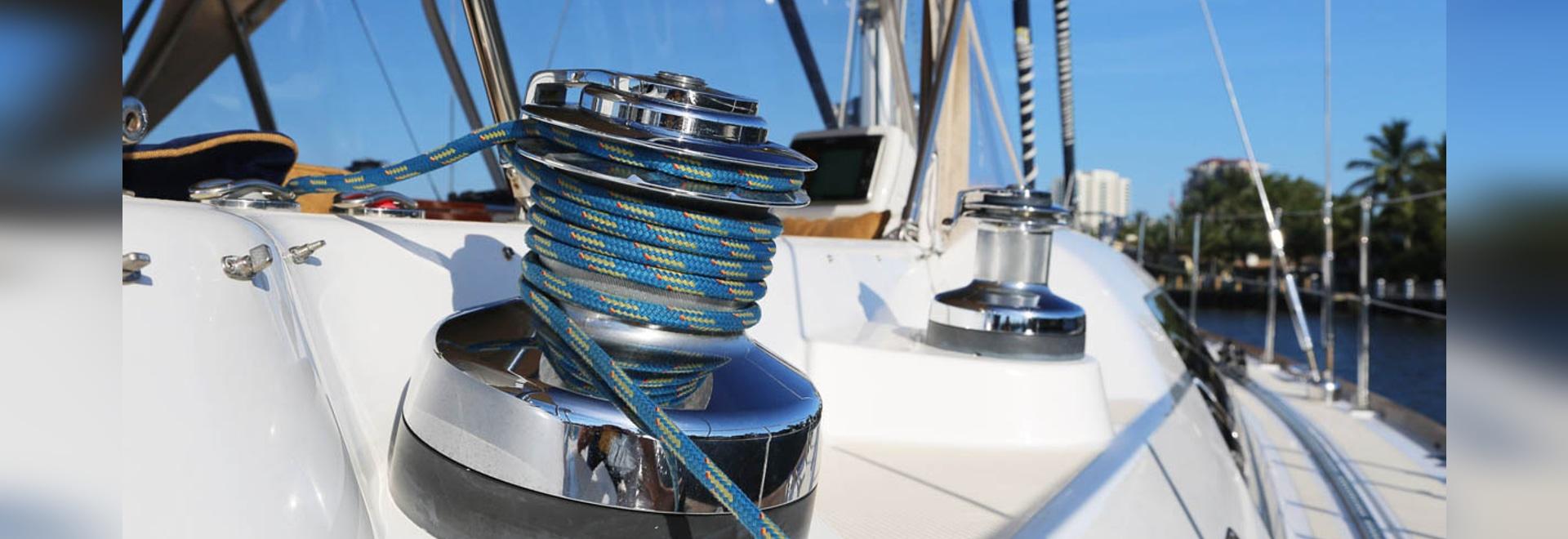 Comment protéger le winch du voilier