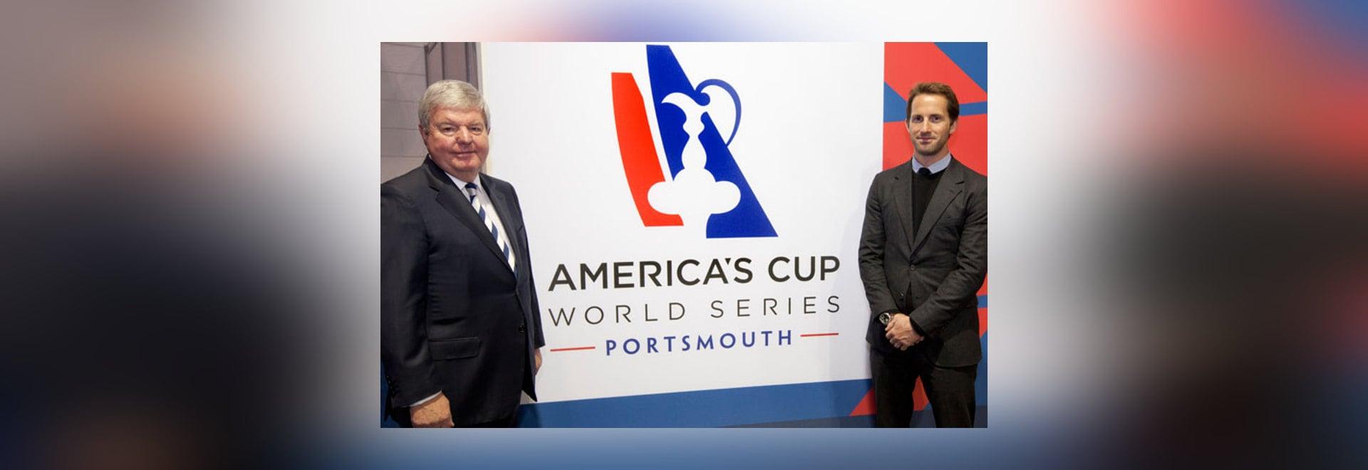 Un demi-million ont compté visiter Portsmouth pendant l'Amérique ? série du monde de tasse de s