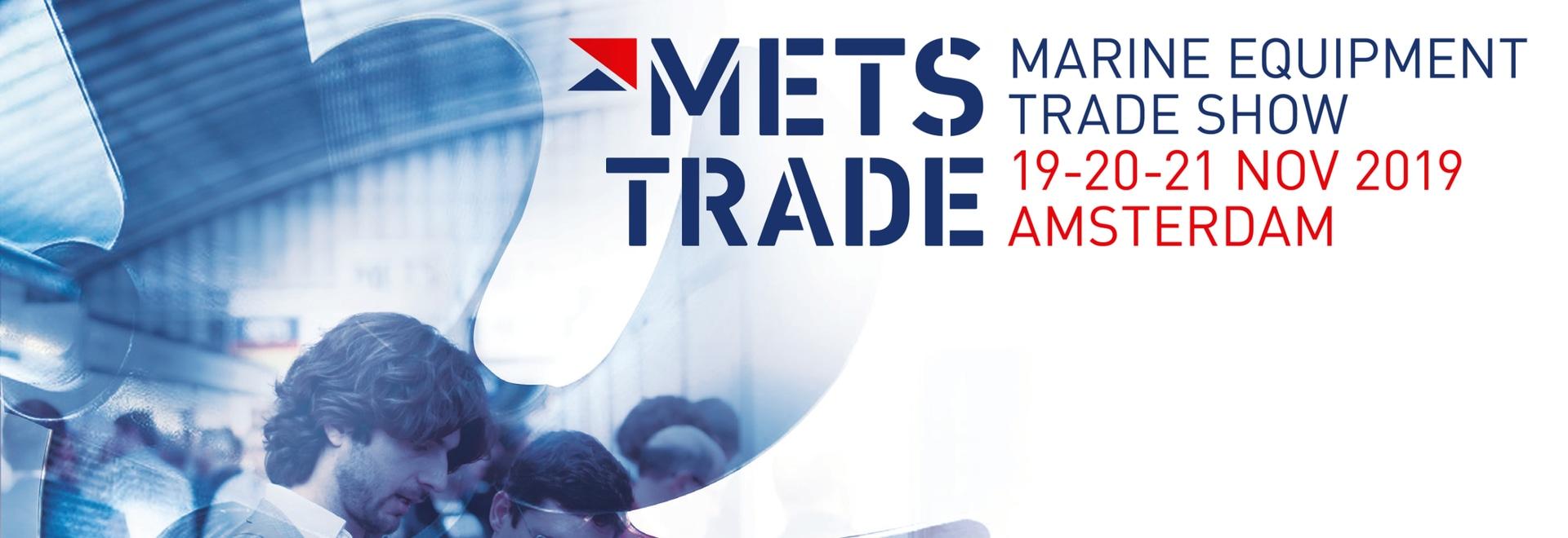 Dévoilement de nos nouveaux produits à Metstrade 2019