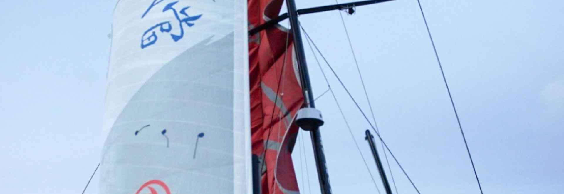 L'incident s'est produit 240 milles marins à l'ouest de klaxon de cap à UTC 0315 lundi, dans les heures finales de la nuit à bord de Dongfeng.