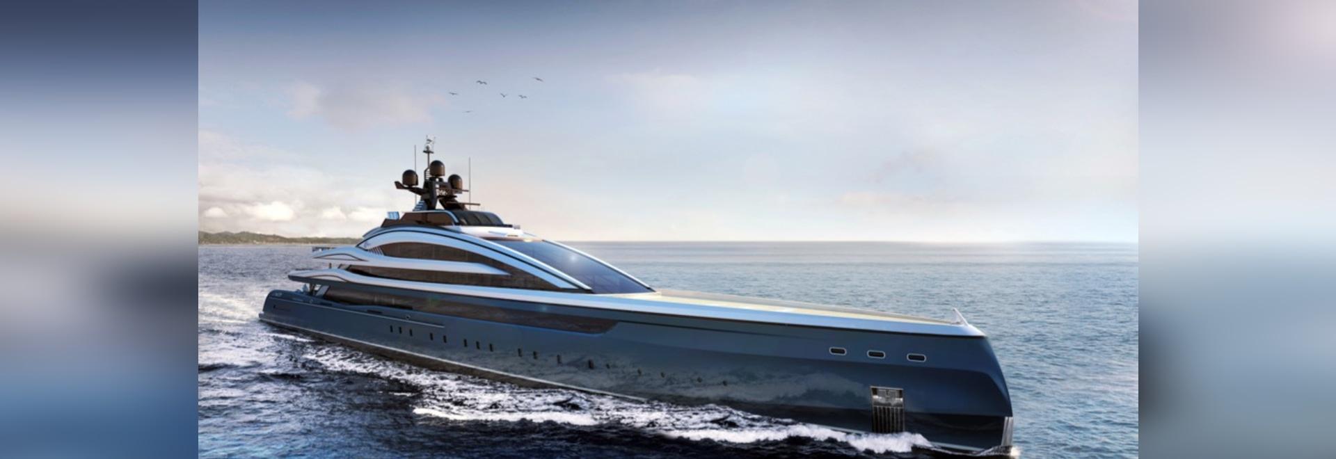 ISA Yachts signe le concept Hydro Tec pour une nouvelle ligne