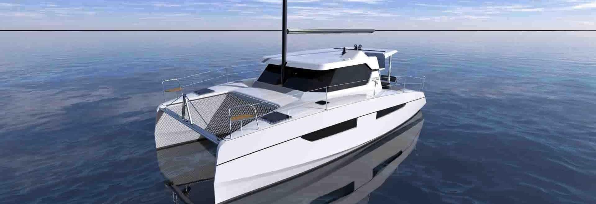 Multihulls : nouveaux examens de yacht