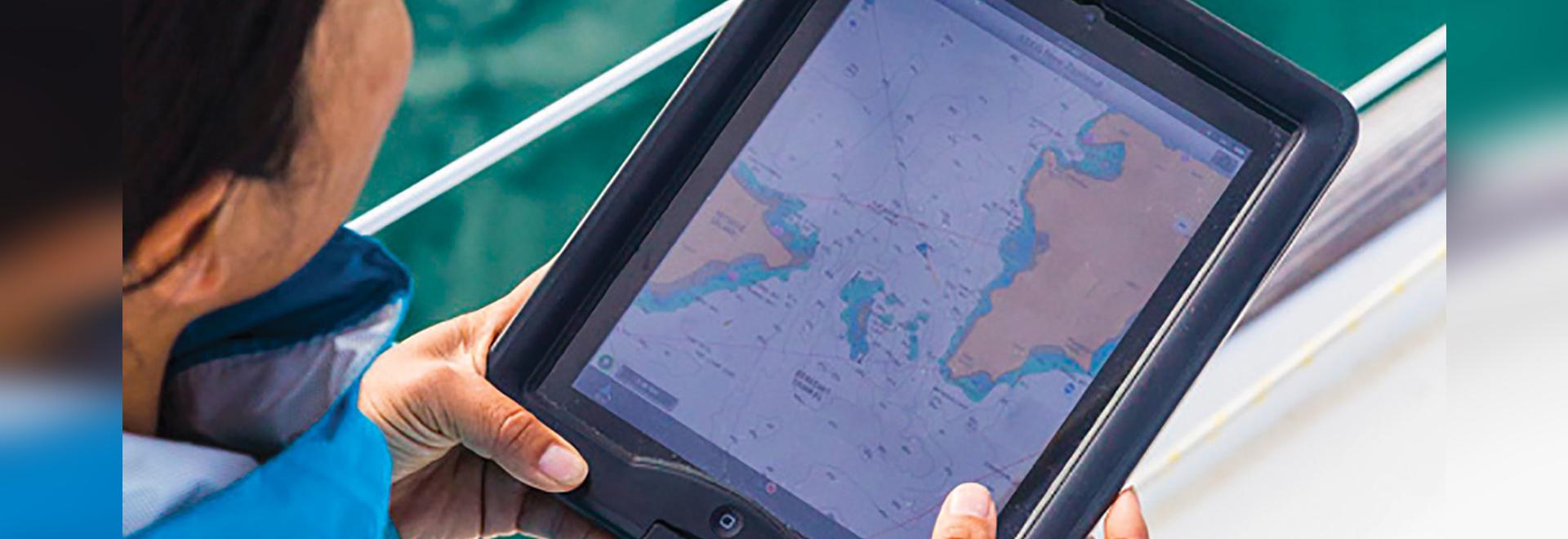 la navigation sur l'iPad : Les meilleurs conseils de Pip Hare sur l'utilisation de votre tablette pour naviguer