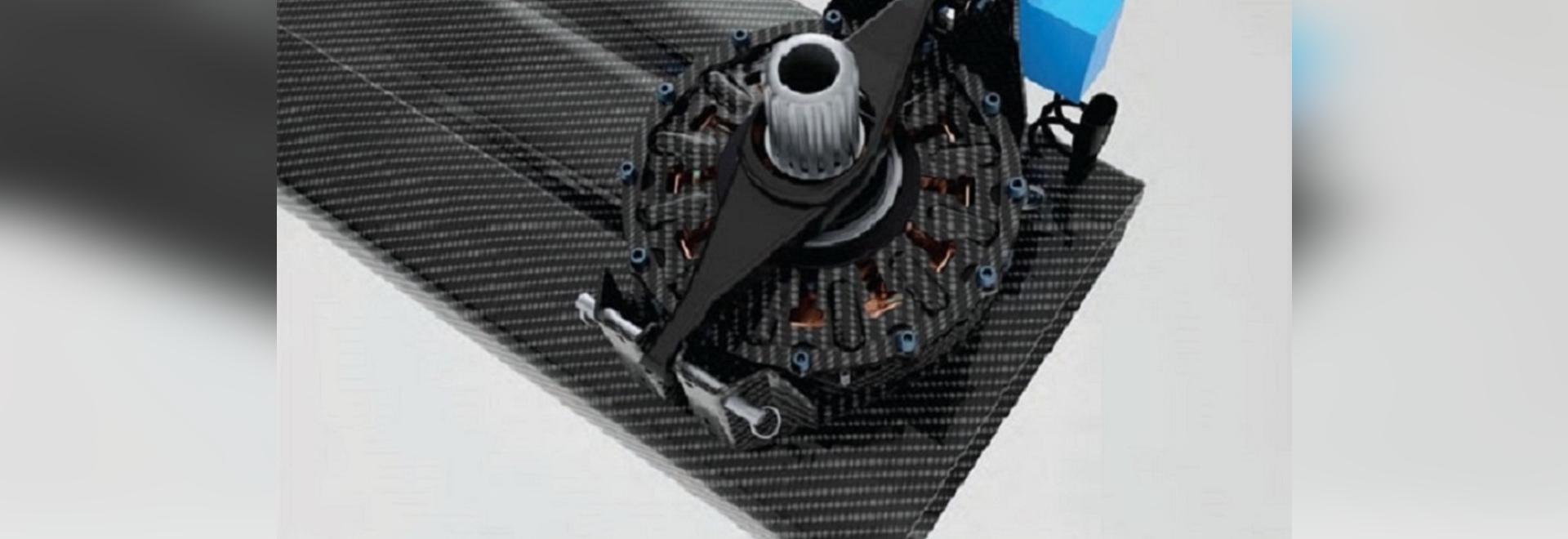 non, it's pas un embrayage de superbike de nouvelle génération ; it's l'embrayage tout carbone d'un socle de broyeur AC75, qui permet des changements de vitesse véritablement sans faille. Développé...