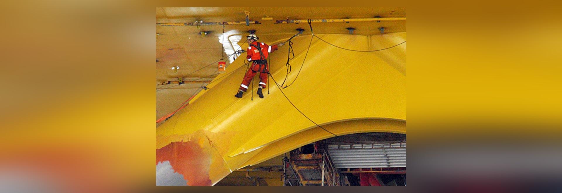 NOUVEAU : manteau acrylique de rapide-séchage pour les navires marchands et les navires professionnels par JOTUN