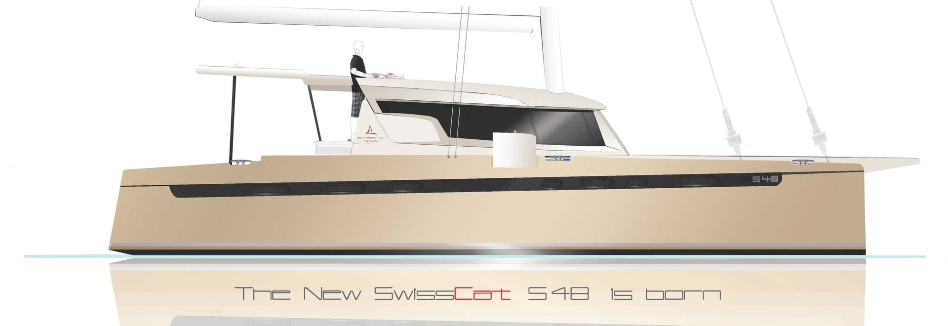 le nouveau SwissCat S 48 est né