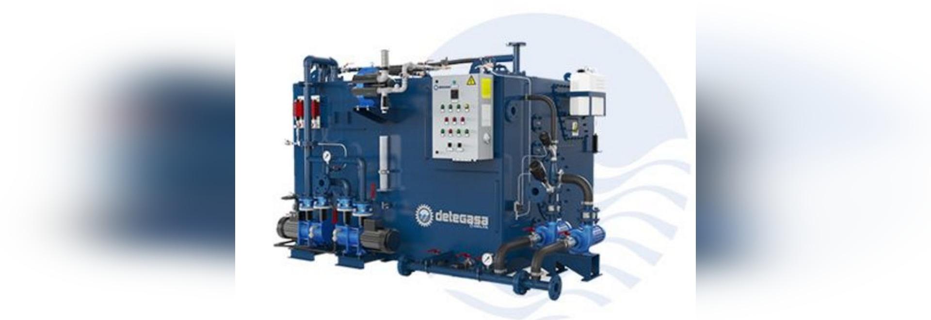 NOUVEAU : système de traitement des eaux résiduaires par DETEGASA
