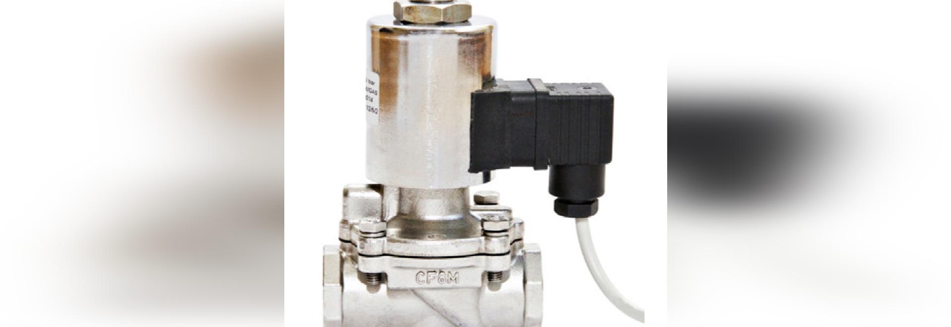 NOUVEAU : vanne électromagnétique/pour des bateaux par Gems Sensors