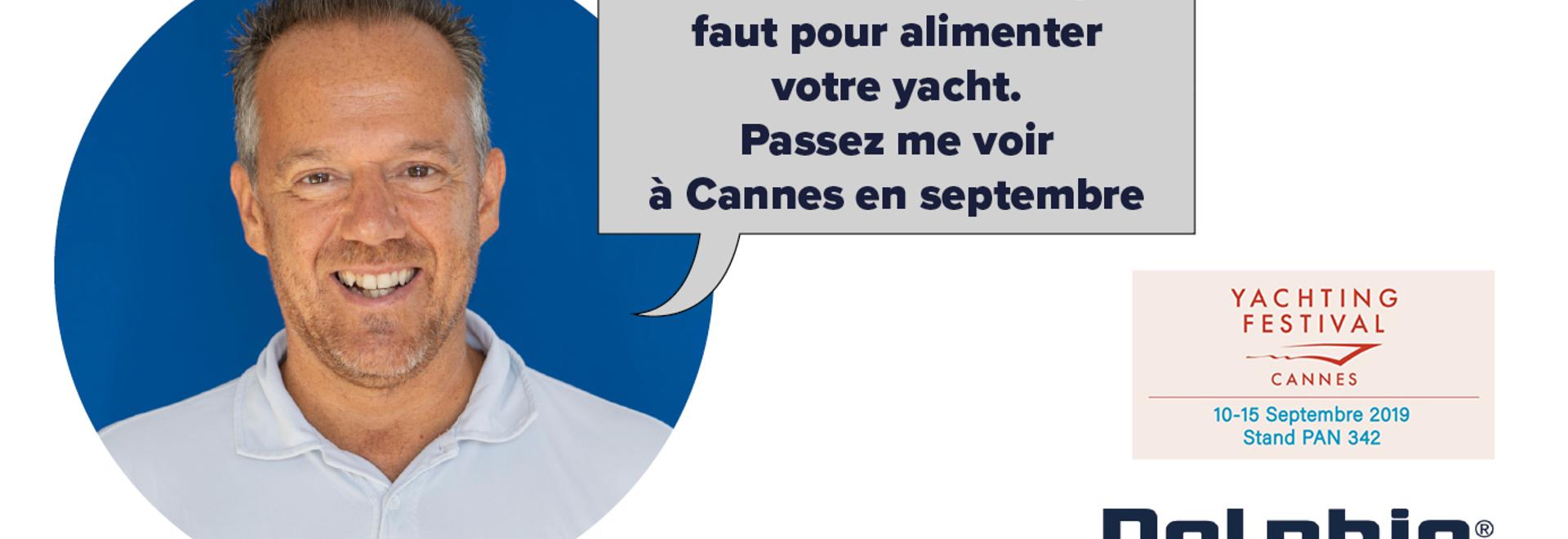 On se voit au salon de Cannes?