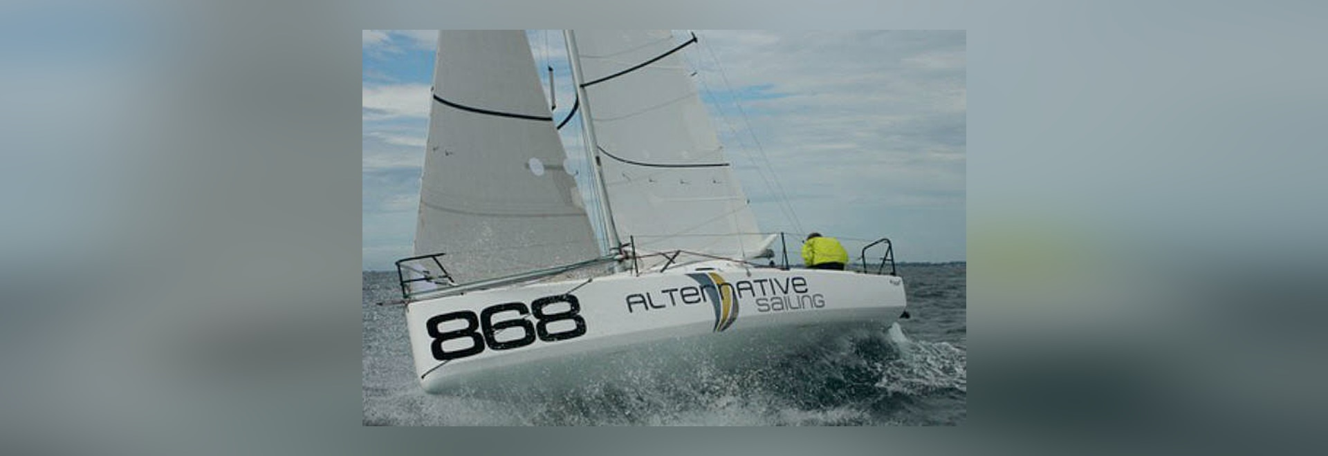 """Pogo 3 - Nominé pour les """"European Yacht of the Year 2015 (special yachts)"""""""