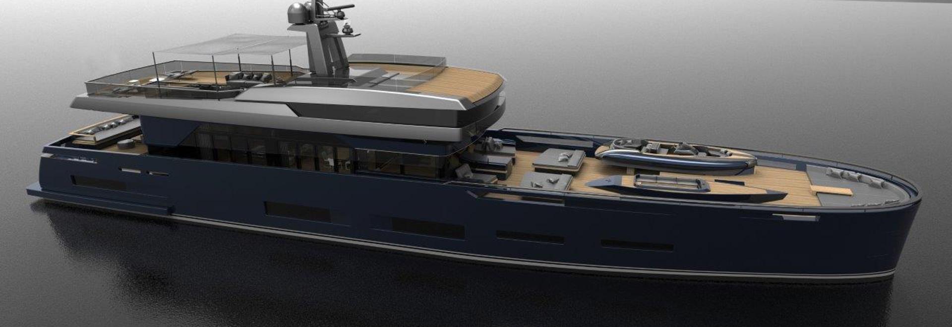 Le projet international de Zuccon et les yachts de Picchiotti collaborent